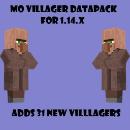 Mo Villagers (v2.1) Minecraft Data Pack