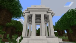 World War I - Memorial Day Build Minecraft Map & Project
