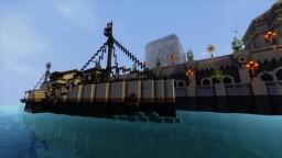 Ferry Boat Madelein - Sanacraft Minecraft Map & Project