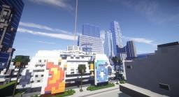 Exodus City Minecraft Map & Project