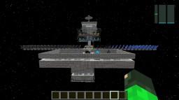 Galacticraft Space Station/Mars Base/Moon Base/Venus Base/Asteroid Base Minecraft Map & Project