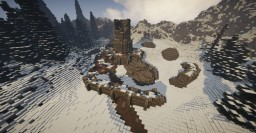 Gallows Rock, Imperial fort (Skyrim TES) Minecraft Map & Project