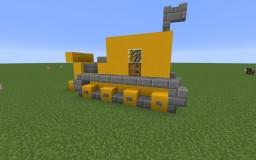 Bulldozer Minecraft Map & Project