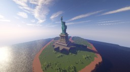 Liberty Island (+Download link now available) Minecraft Map & Project