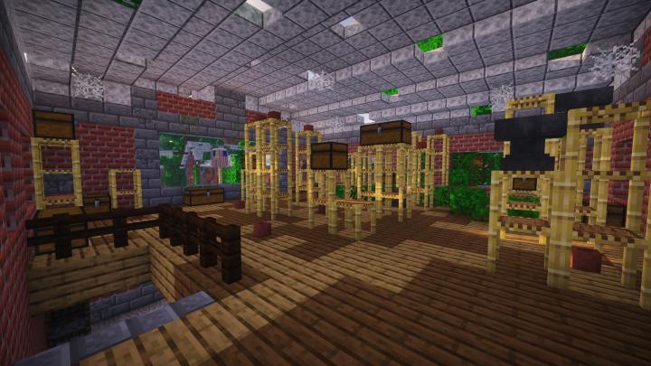 Storage building 1