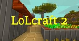 LoLcraft 2.  1.13.2 Minecraft Texture Pack