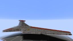 Venator-class Star Destroyer (Star Wars) Minecraft Map & Project