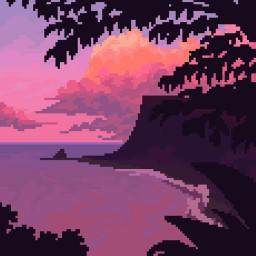 The Red Beach Minecraft Blog