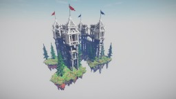 Fantasy Water Portal Minecraft Map & Project