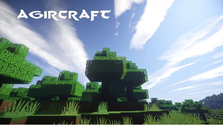 Popular Texture Pack : AgirCraft Realistic {64x} [1.16] [1.15] [1.14] [1.13] [1.12]