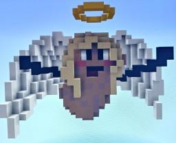 Random Angel Potato Minecraft Map & Project