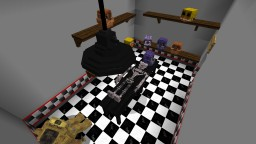 Five Nights At Freddy's Pizzeria Modded 1.12.2 Minecraft Map & Project