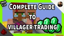 Your Complete Guide to Villager Trading | Minecraft 1.14 | Ideas and Tutorials Minecraft Map & Project