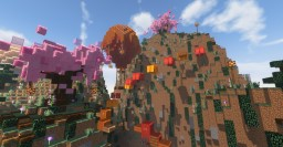 Sakura - An Easy & Calming Parkour Map by Bailey06 Minecraft Map & Project