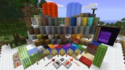 Village & Piston (1.14 textures backport to Beta 1.7) Minecraft Texture Pack