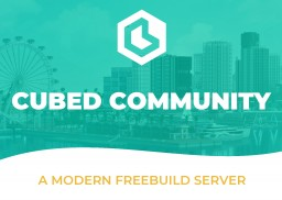 Cubed Creative » Freebuild Server featured on Minecraft.net Minecraft Server