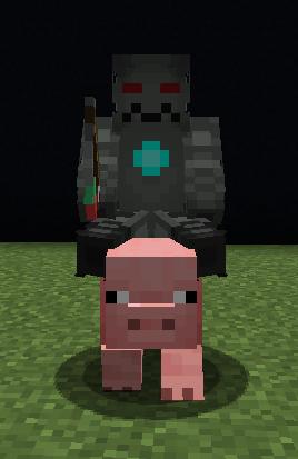 Riding a pig 2