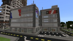 Basic Pens Buildings Minecraft Map & Project