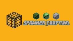 Spawner Crafting v1.0.0 Minecraft Data Pack