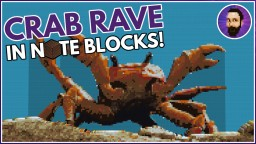 Noisestorm - Crab Rave | Minecraft Note Block Song Minecraft Map & Project