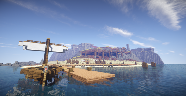 Tierrancius - Abandoned Docks Minecraft Project