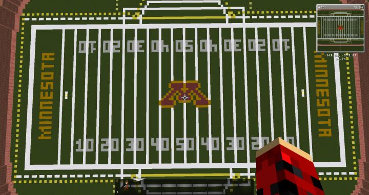 TCF Bank Stadium - University Of Minnesota American Football