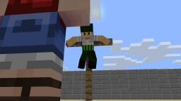 One Piece Skin Pack! (Bedrock) Minecraft Mod