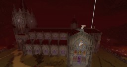 Chantry Of The Holy Order Of Resurrection (Fantasia Universe Nether Spawn) Minecraft Map & Project