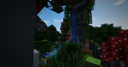 Fantasy Forest | GreenLeaf Contest of June Minecraft Map & Project