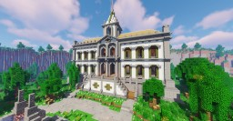 Portuguese colonial Palace and  Village
