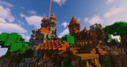 County of Sipton Minecraft Map & Project