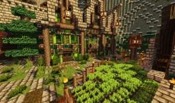 Zisanu Minecraft Map & Project