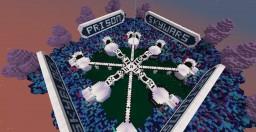 Server Hub Lobby/Spawn Minecraft Map & Project