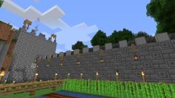My Original First Minecraft Survival World From b1 2_02 to b1 7 3