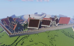 center city (discontinued) Minecraft Map & Project