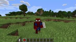 Spider-man Texture Pack! ver 1 READ DESC Minecraft Texture Pack
