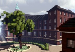 Sparkasse Rheydt, Rheydt, Germany Minecraft Map & Project