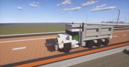 1.5:1 Scale  Peterbilt 379 Heavy Haul Dump Truck (D&J construction) Minecraft Map & Project
