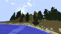 Island Template Minecraft Map & Project