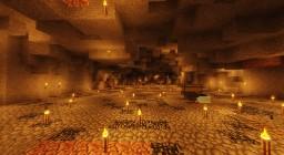 Underground Area Minecraft Map & Project