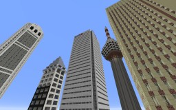 First Canadian Place Minecraft Map & Project