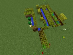 survival  farm Minecraft Map & Project