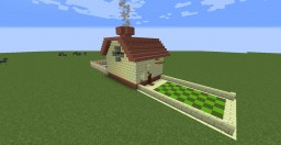 Plants Vs Zombies House (Front Lawn, Pool, Roof) Minecraft Map & Project