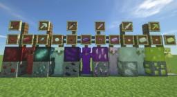 JABOUM - Just a bunch of unknown minerals / by Tvvtuu Minecraft Mod