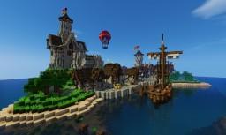 Island Kingdom Minecraft Map & Project