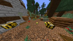 How to make a cute little bee hive in 1.14 Minecraft Blog