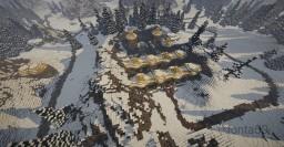 Mzinchaleft, dwemer ruin (Skyrim TES) Minecraft Map & Project