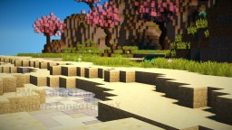 Cherry Tree Blossom 1.12.2 Minecraft Map & Project