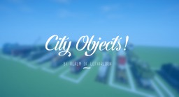 Realm of Lothiredon » City pack! [DOWNLOAD] Minecraft Map & Project