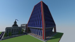 Plymouth Arcology - Sim City 2000 Minecraft Map & Project